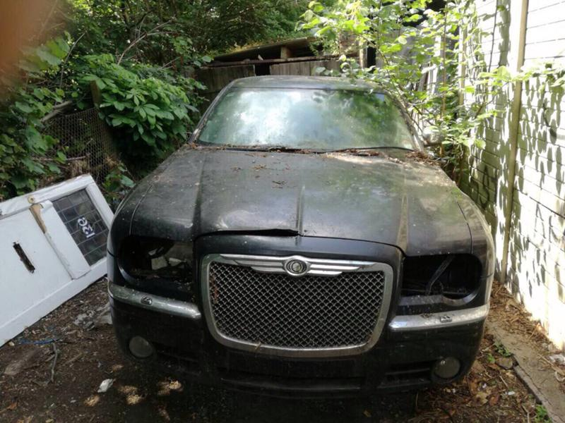 Chrysler 300c cdi седан и комби