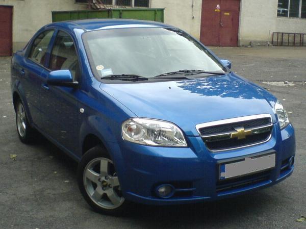 Chevrolet Aveo 1.4I 16V- 6 броя