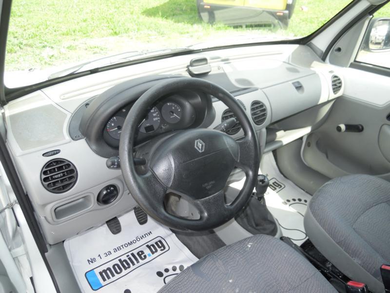 Renault Kangoo 1.2 BENZIN, снимка 13