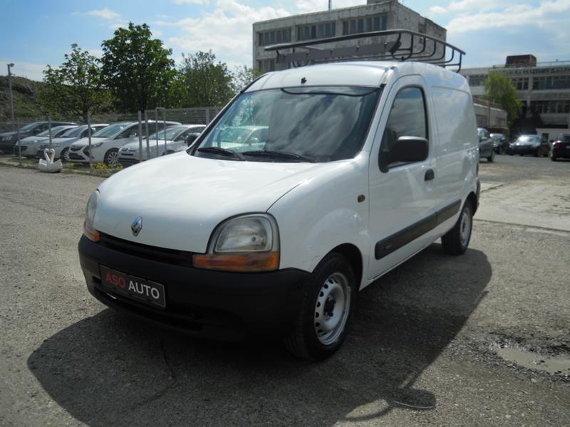 Renault Kangoo 1.2 BENZIN, снимка 1