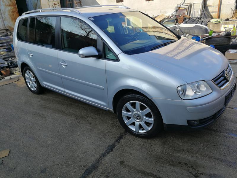 VW Touran 1.9 TDI На части