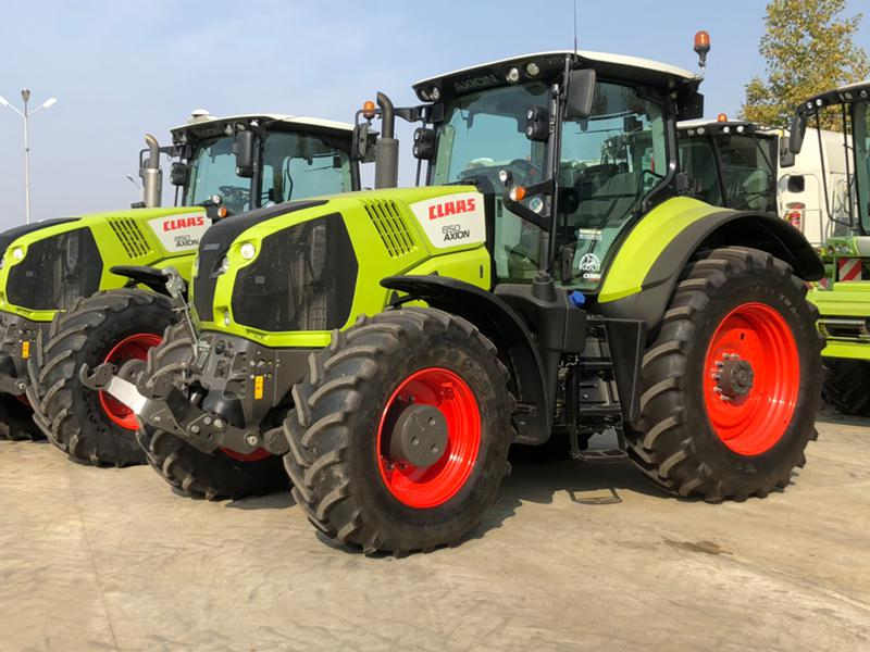 Трактор Claas Axion 850 Cebis НАЛИЧЕН