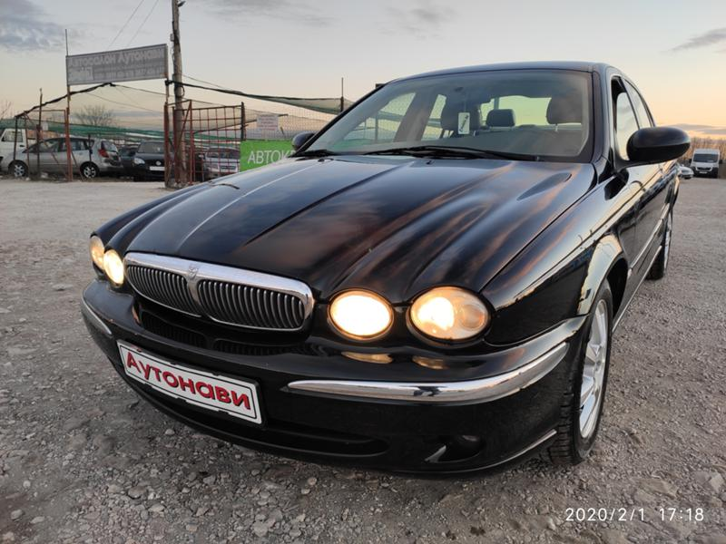 Jaguar X-type 2.0TDCI