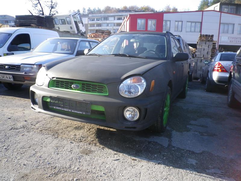 Subaru Impreza 2.0 / 1.6