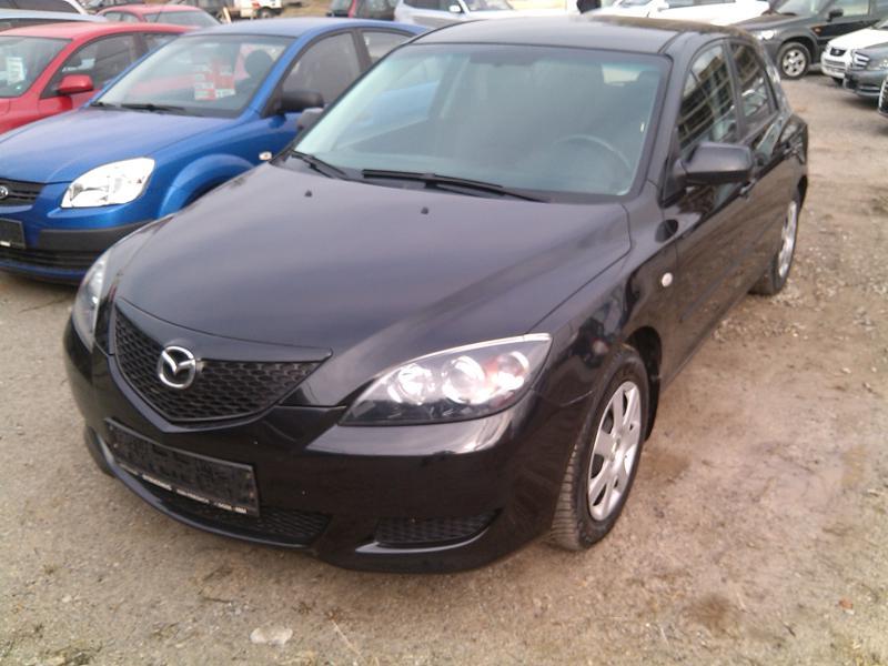 Mazda 3 1.4 Klima