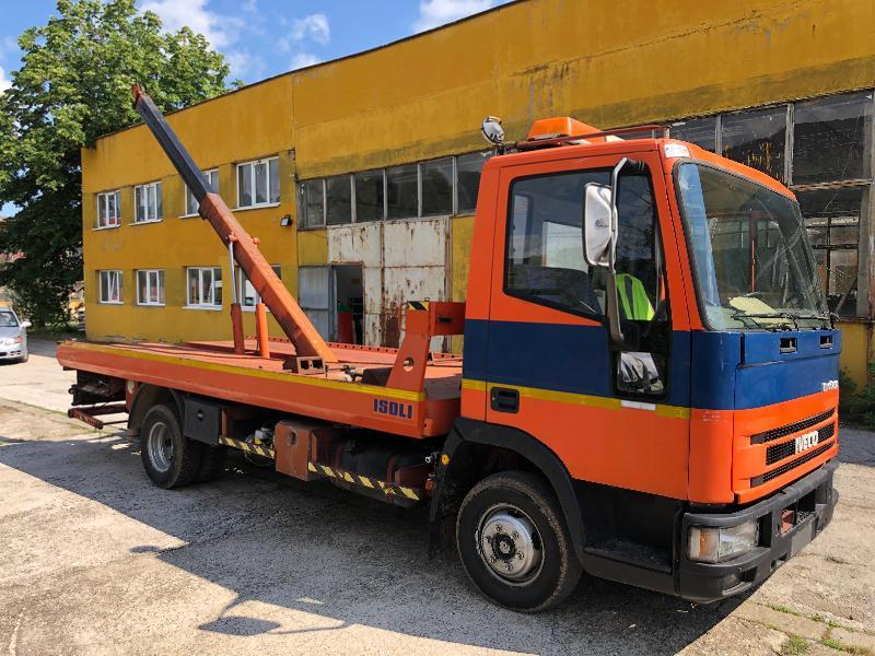 Iveco Eurocargo 75E14*Пътна помощ*ИТАЛИЯ