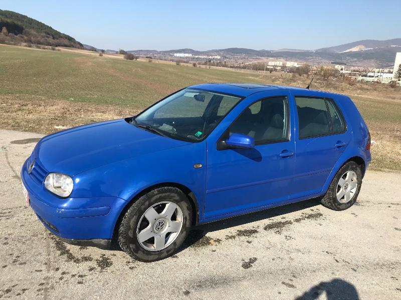 VW Golf 110hp