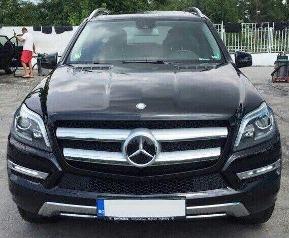Mercedes-Benz GL 350 CDI 2бр НА ЧАСТИ