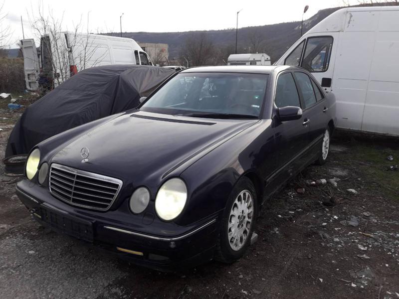 Mercedes-Benz E 320 3,2 CDI
