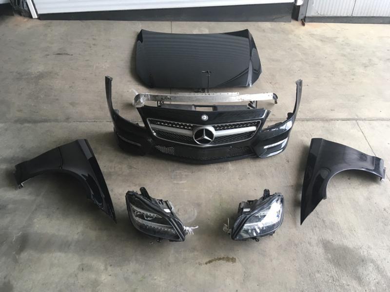 Mercedes-Benz CLS 350 CDI НА ЧАСТИ