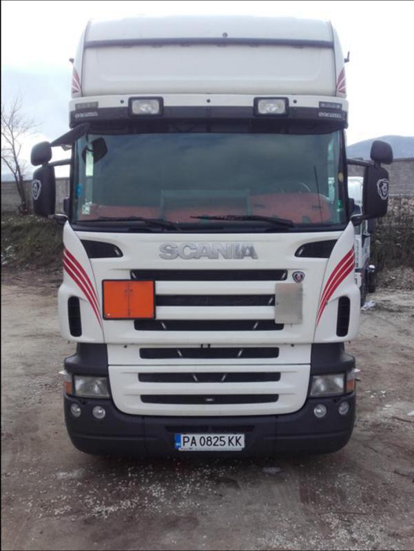 Scania R 420 EURO5, снимка 1