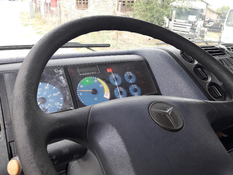 Mercedes-Benz Atego 1217, снимка 2