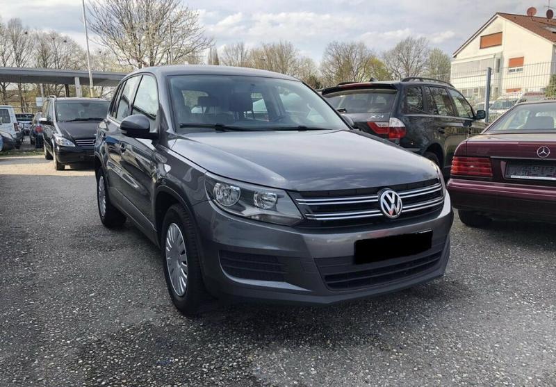 VW Tiguan 2.0TDi 4х42 бр НА ЧАСТИ