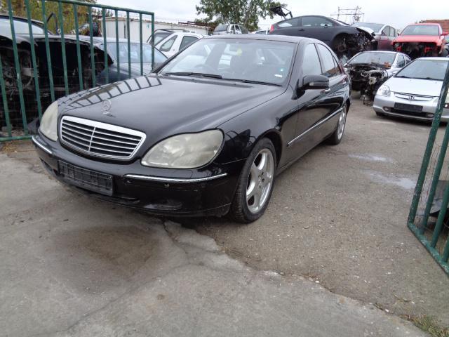 Mercedes-Benz S 320, снимка 1