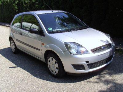Ford Fiesta 1.4tdci 5 броя
