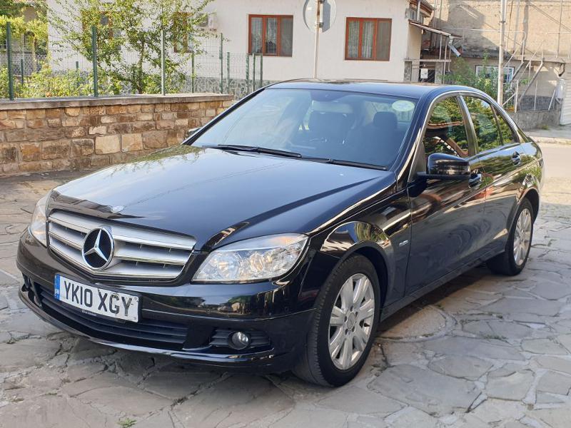 Mercedes-Benz C 220 OM651 НА ЧАСТИ