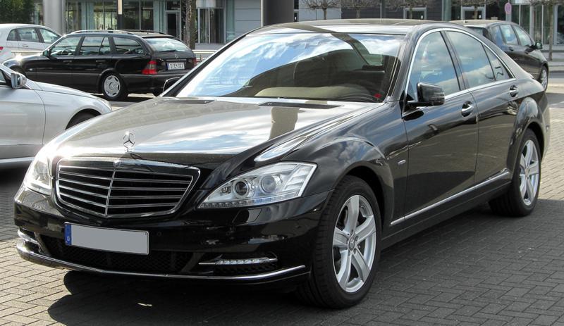 Mercedes-Benz S 500 M278