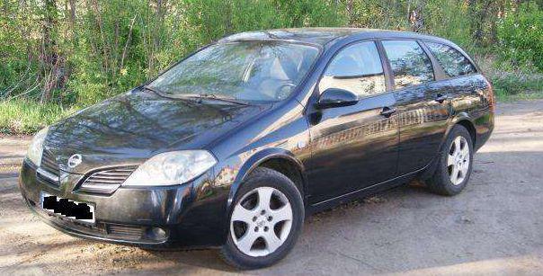 Nissan Primera 1,9 dci
