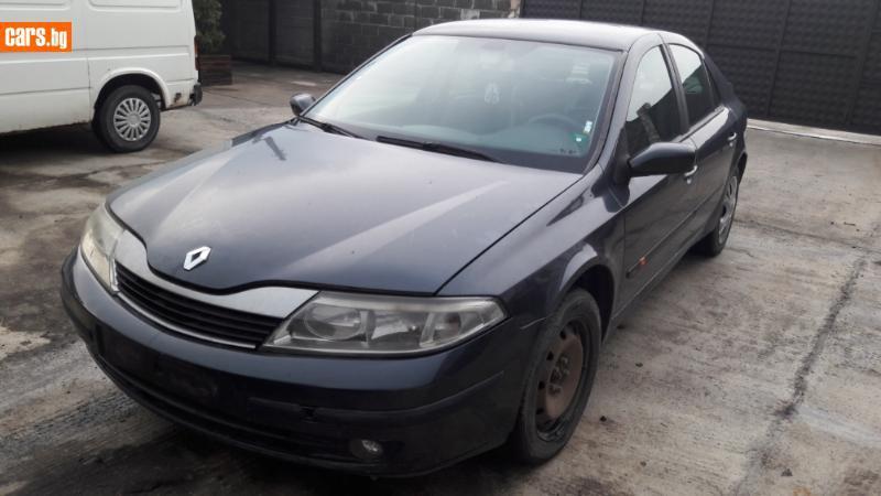 Renault Laguna 1.9DCI 120к.с.