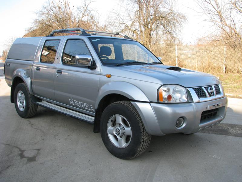 Nissan Navara 2,5 d