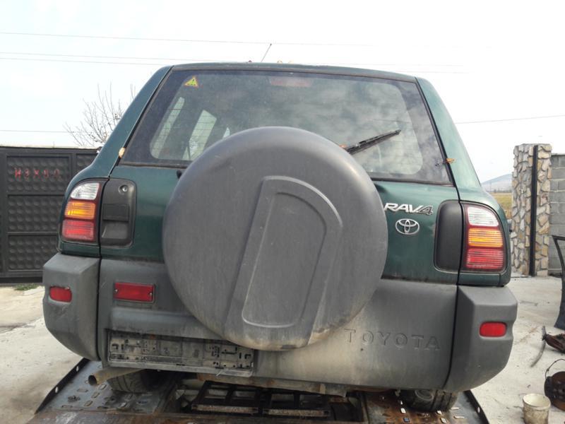 Toyota Rav4 2.0 129 к.с. с пет врати, снимка 2