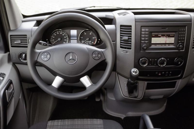 Mercedes-Benz Sprinter НА ЧАСТИ след 2007 до 2016, снимка 7