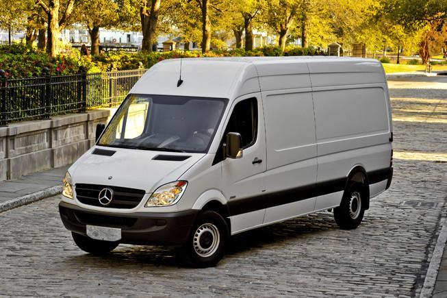 Mercedes-Benz Sprinter НА ЧАСТИ след 2007 до 2016, снимка 9