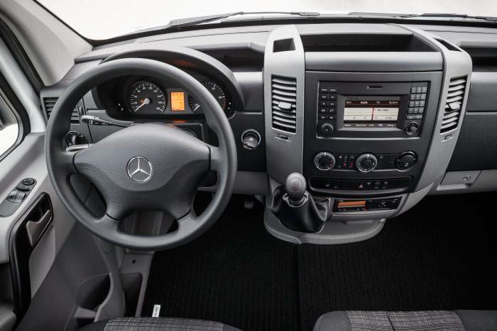 Mercedes-Benz Sprinter НА ЧАСТИ след 2007 до 2016, снимка 5
