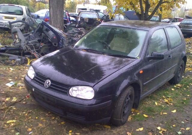 VW Golf 1.4 на части, 2.3 v5