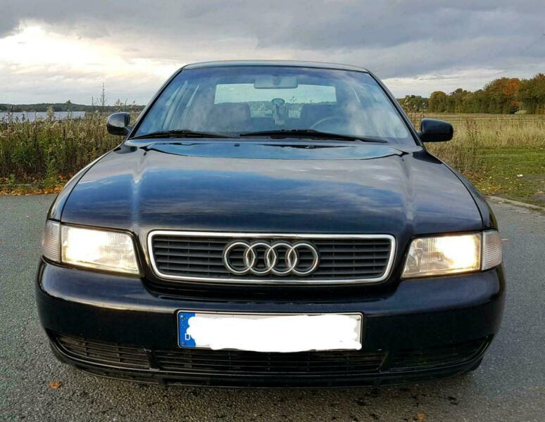 Audi A4 ЗА ЧАСТИ
