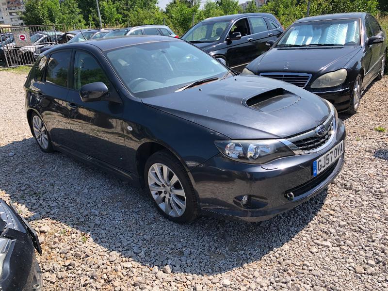 Subaru Impreza 2,5 WRX, снимка 7