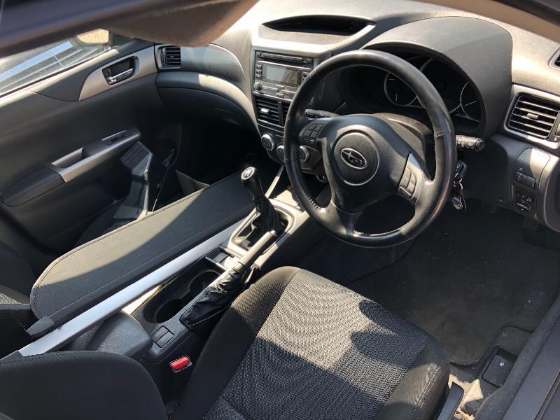Subaru Impreza 2,5 WRX, снимка 11