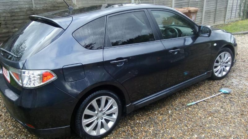 Subaru Impreza 2,5 WRX, снимка 5