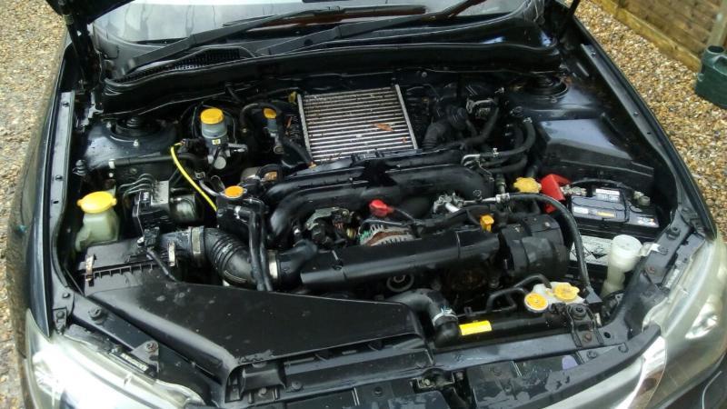 Subaru Impreza 2,5 WRX, снимка 12
