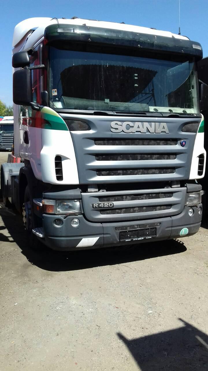Scania R 420 EURO4