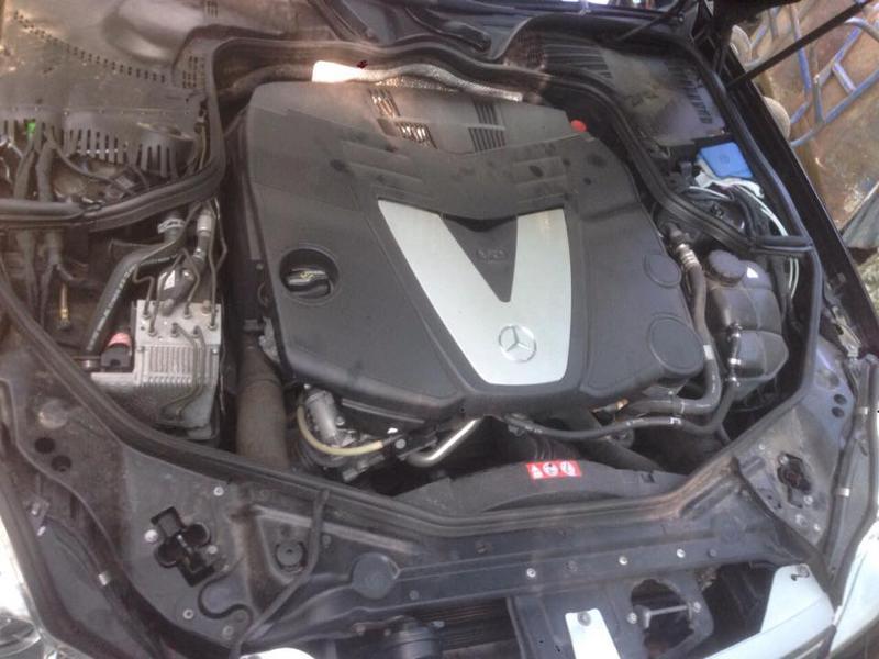 Двигател за Mercedes-Benz S 320