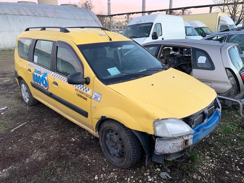 Dacia Logan 1.6 16V