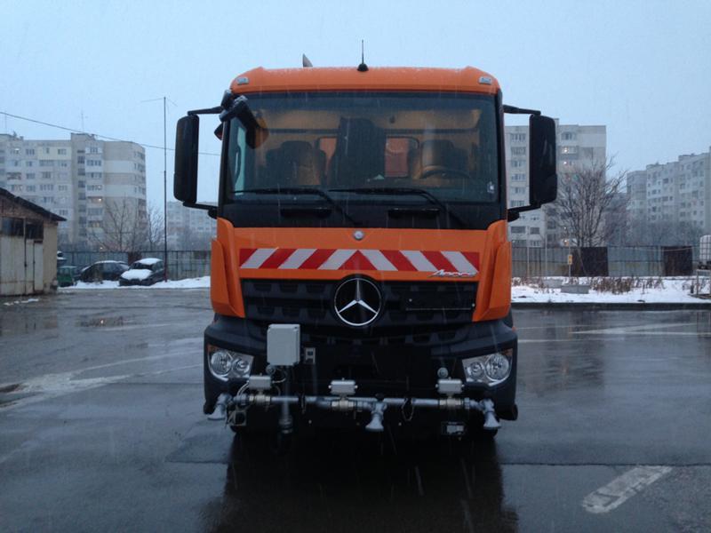 Mercedes-Benz Arocs KOBIT THZ, снимка 2