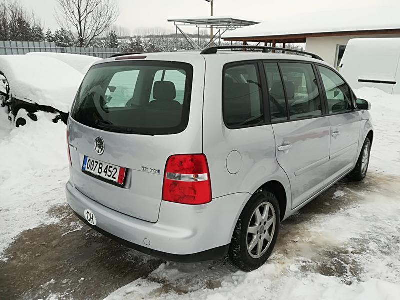 VW Touran 1.6TSI-НА ЧАСТИ, снимка 8