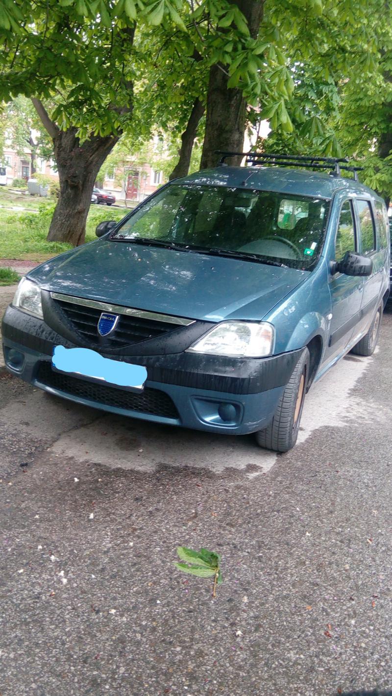 Dacia Logan 1.6 MKV комби
