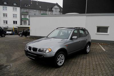 BMW X3 НА ЧАСТИ 2.0
