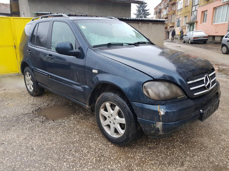 Mercedes-Benz ML 230 2,3i-150ks-ГАЗ БЕНЗИН