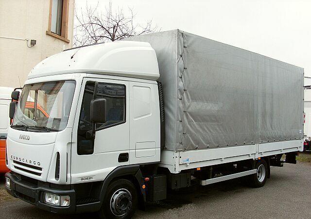 Iveco Eurocargo НА ЧАСТИ 90e210
