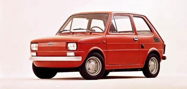 Рама и Каросерия за Fiat 126