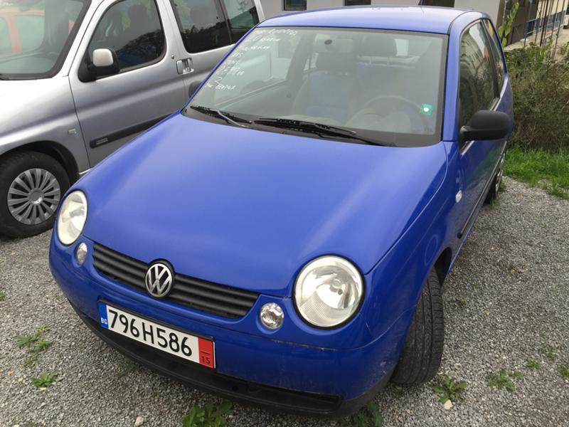 VW Lupo 1.0i benzin