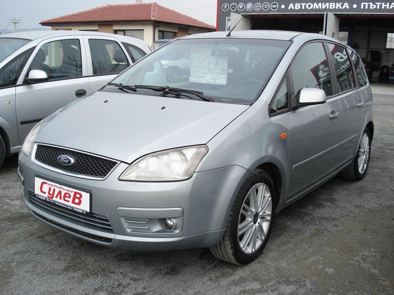 Ford C-max 2,0HDI136ks6skKL