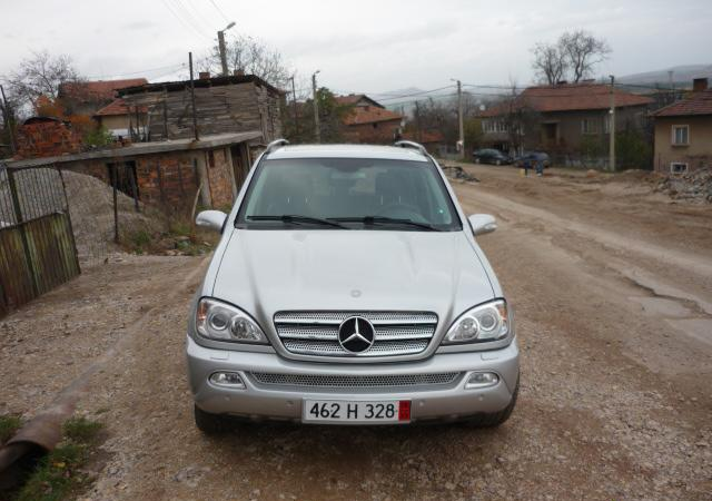 Mercedes-Benz ML 2 broia