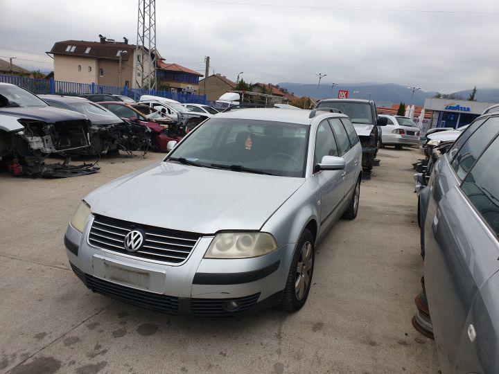 VW Passat 1.9 TDI 131