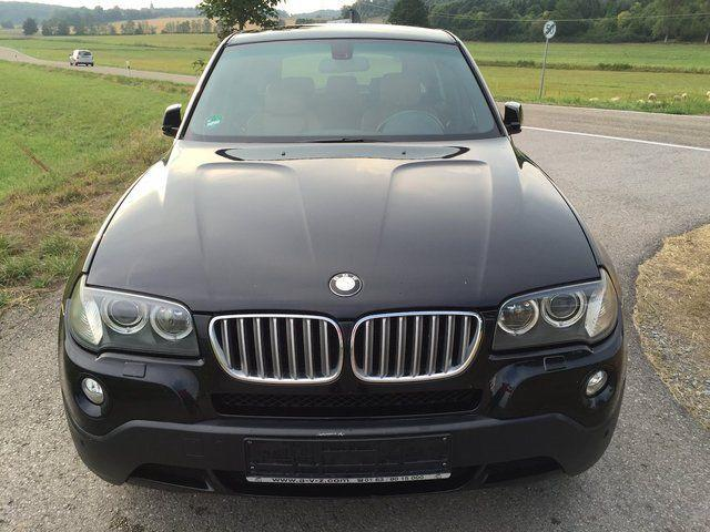 BMW X3 3.0D  НА ЧАСТИ