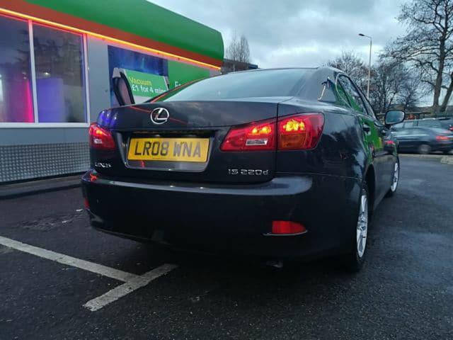 Lexus Is 220d, снимка 5
